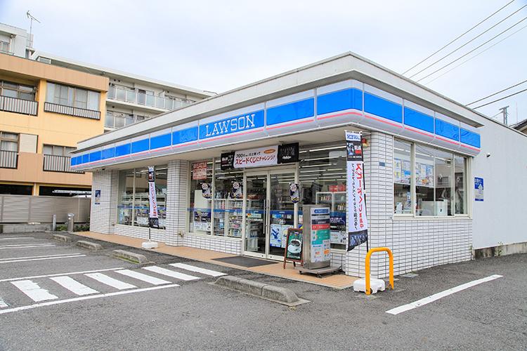 ローソン昭島松原店