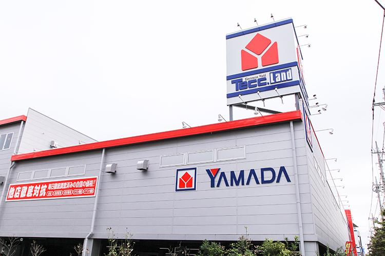 ヤマダ電機昭島店
